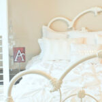 how to make anthropologie inspired knotted bedding