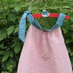 super simple sleeveless dress