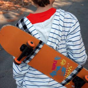 skateboard sling tutorial