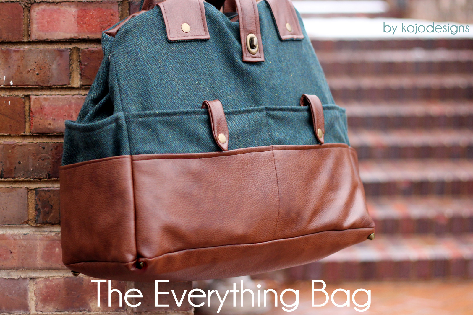 the evolution of The Everything Bag