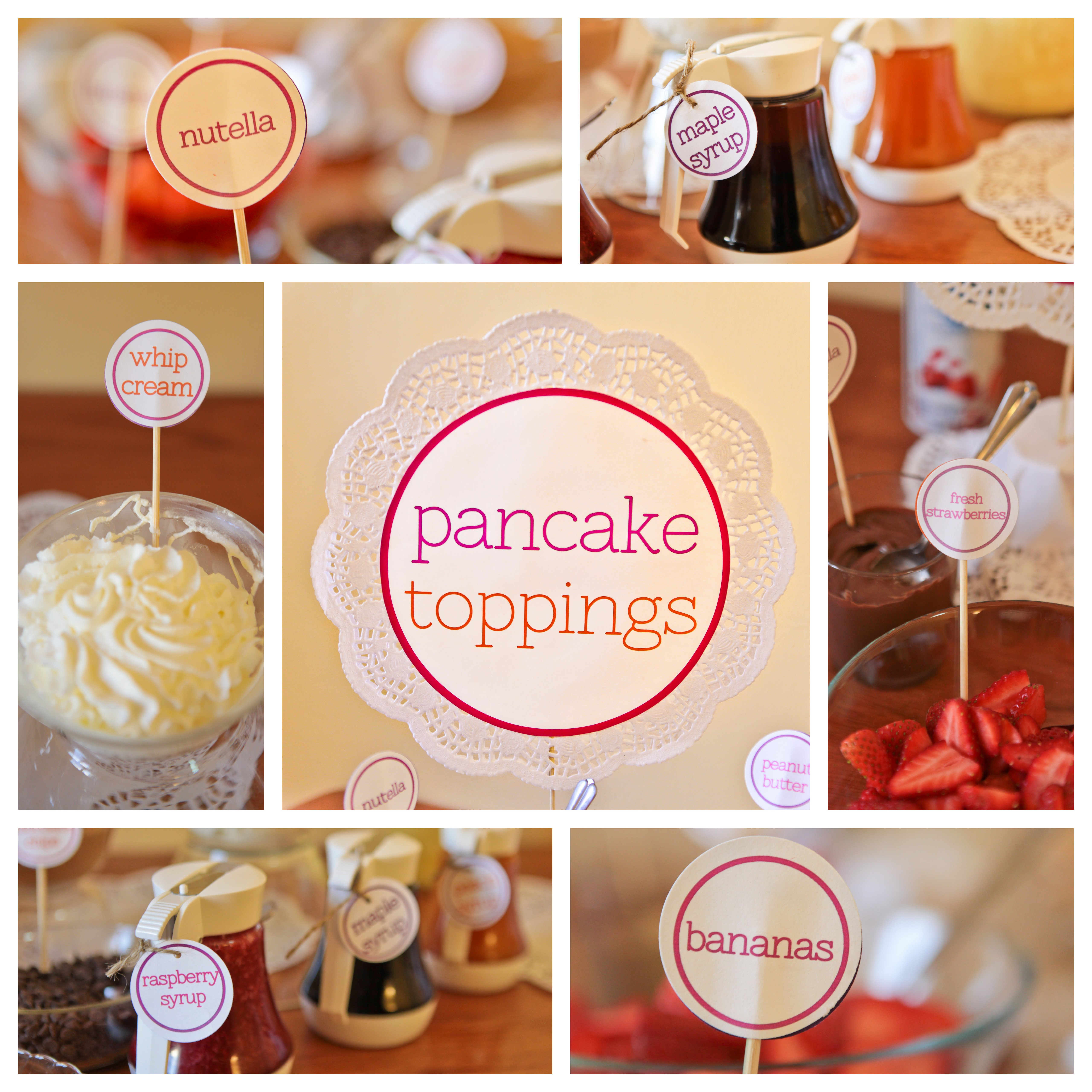 Pancake Topping Pancake Paris Cathcart Blog
