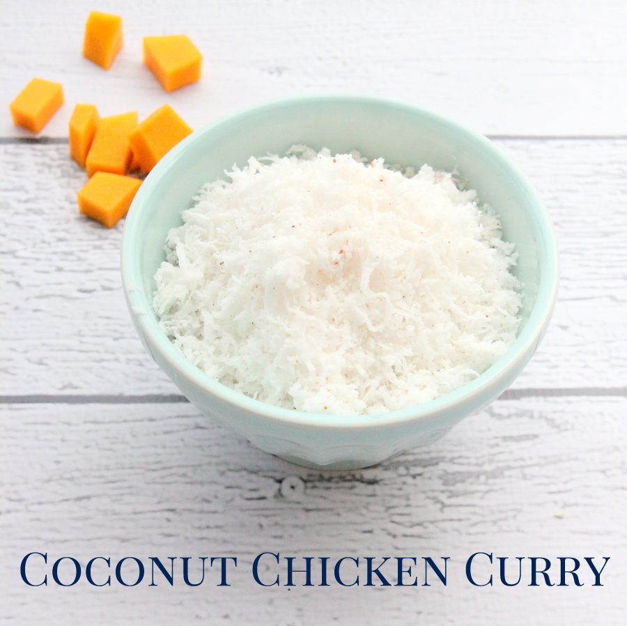 freezer crockpot cooking- coconut chicken curry