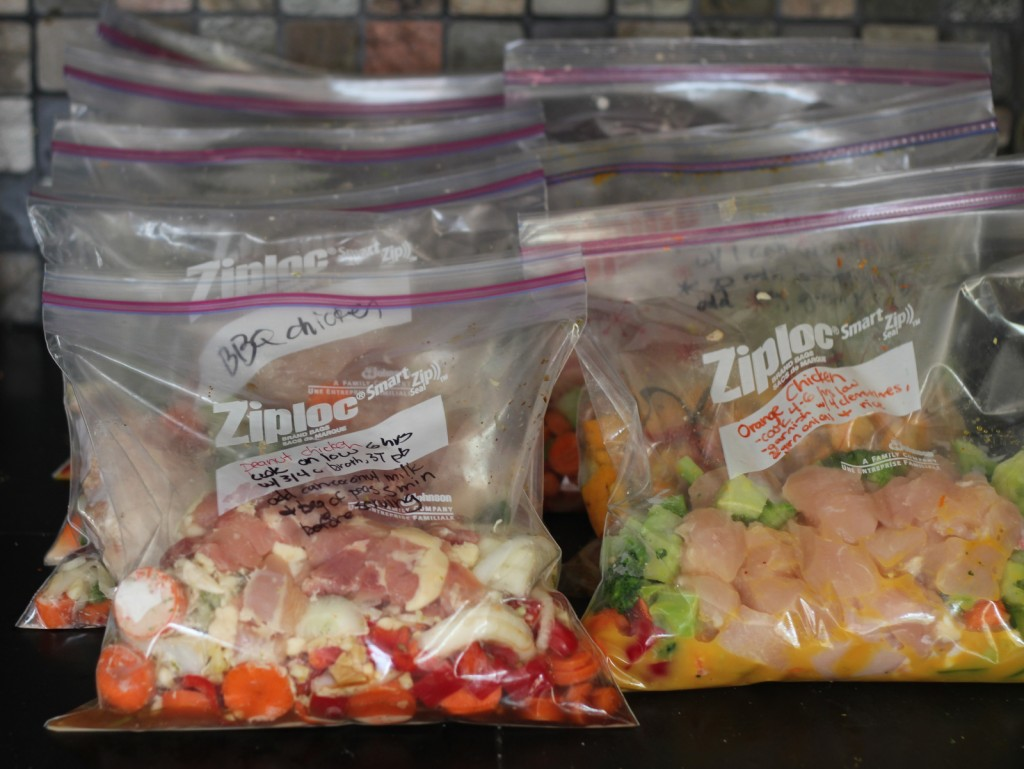 freezer meals