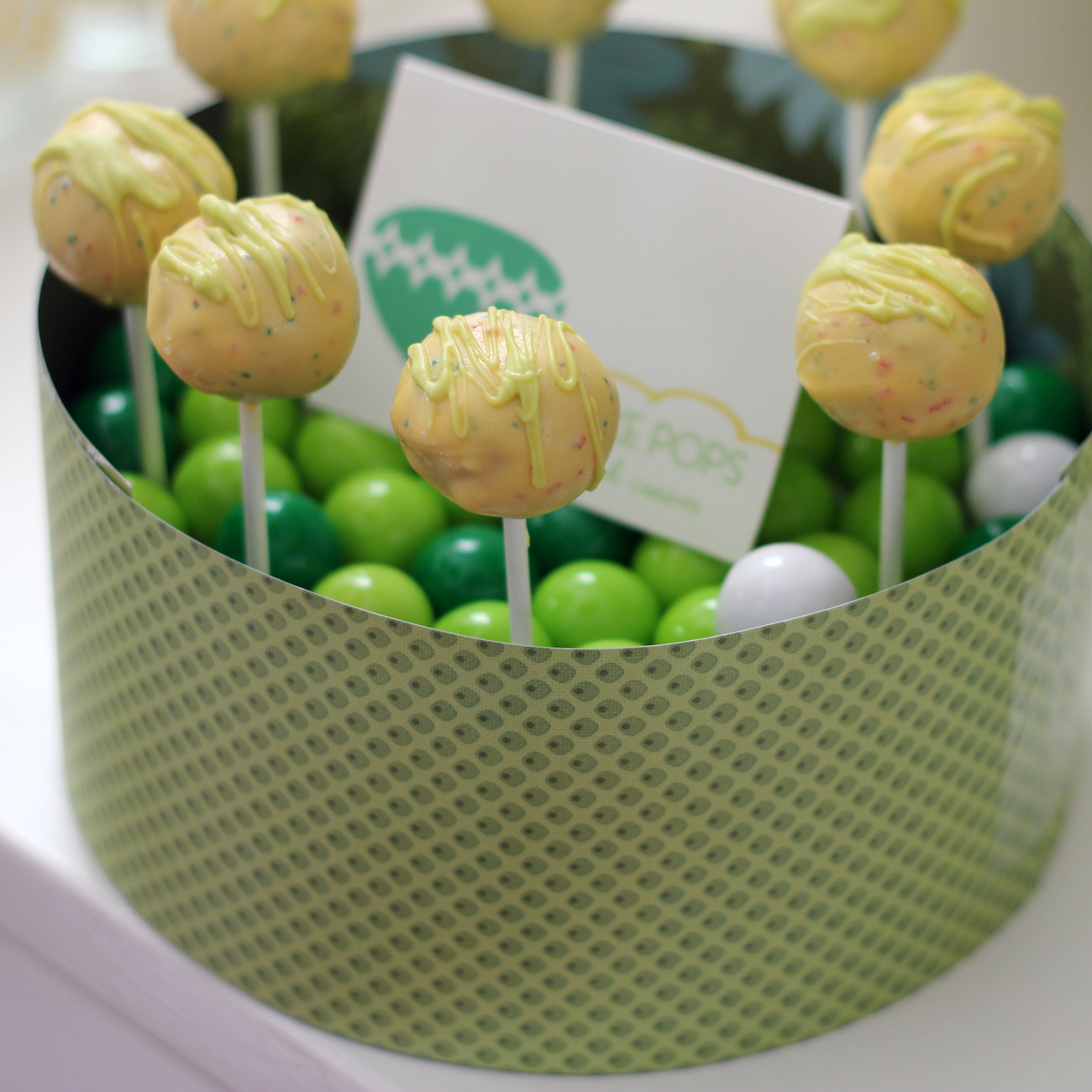 Cake Pop Stand Tutorial