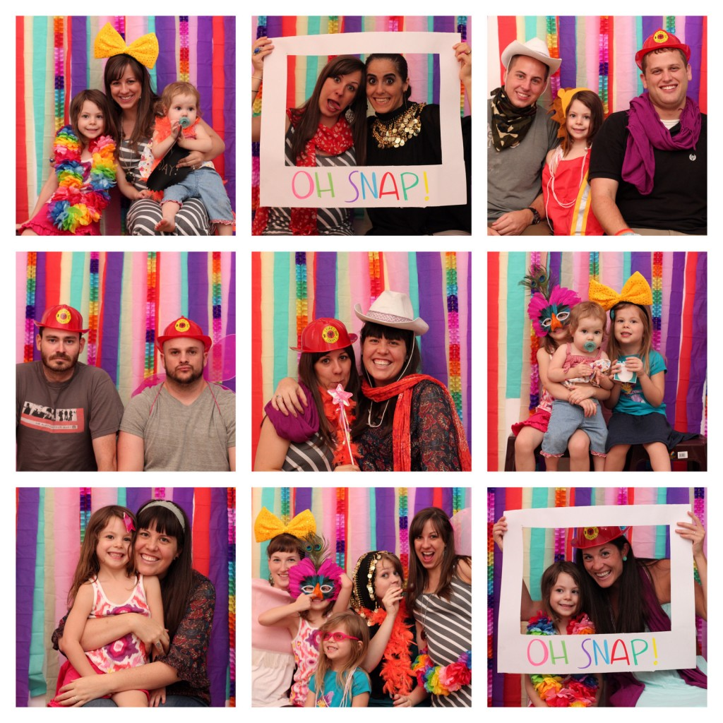 Snap Party photo booth