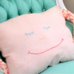 huggie throw pillow tutorial (land of nod knock off)