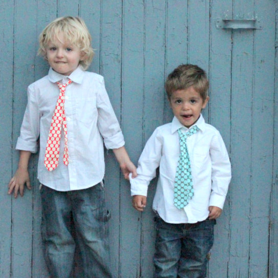 how to make a little guy tie