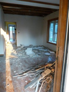 new house demo