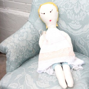 handmade doll tutorial by kojodesigns