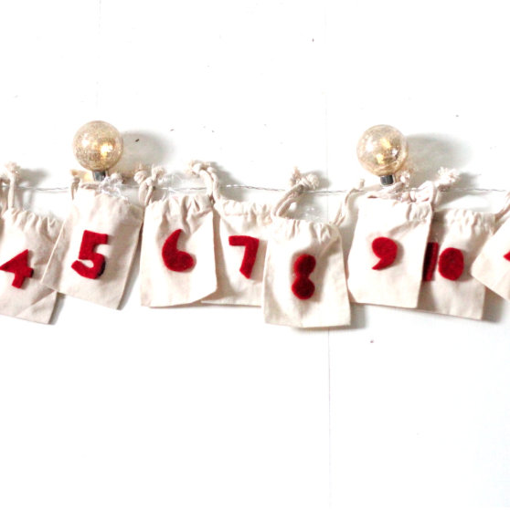 a simple advent calendar