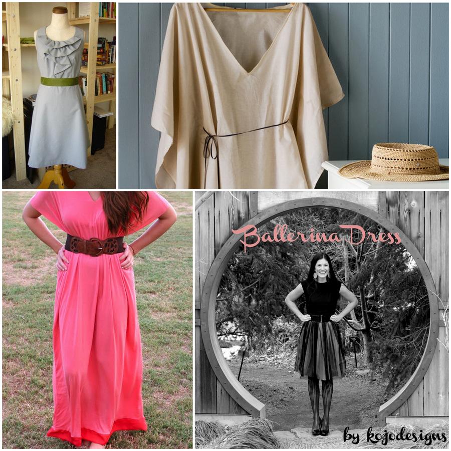 Women S Dress Patterns