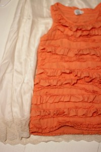 how to make a layers of lace pillowcase dress