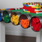 lego table with magnetic side strips (how to)