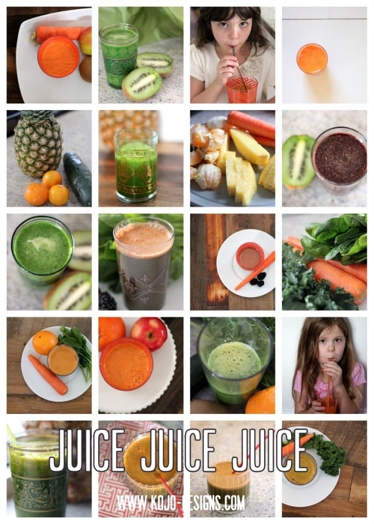 adventures in juicing