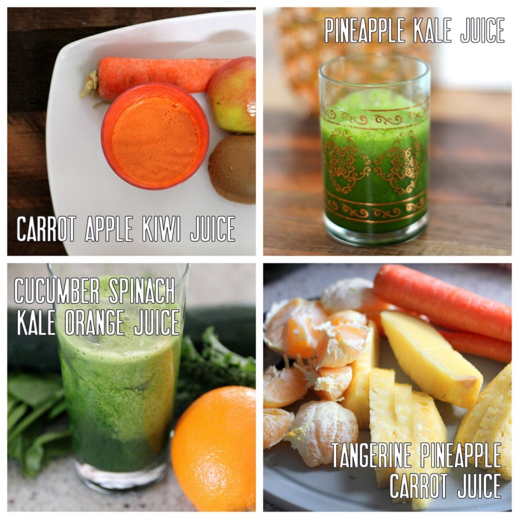 make your own juice