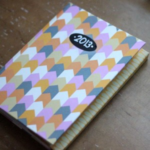 customized 2013 planner by kojodesigns