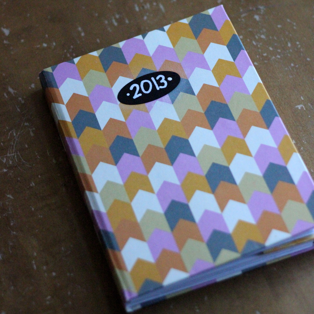 customized 2013 blog planner by kojodesigns
