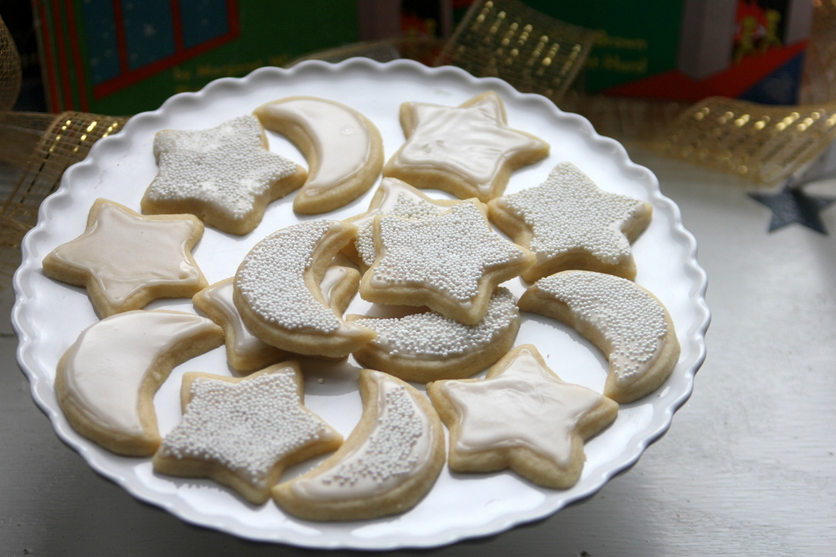 how to make party perfect sugar cookies, kojodesigns