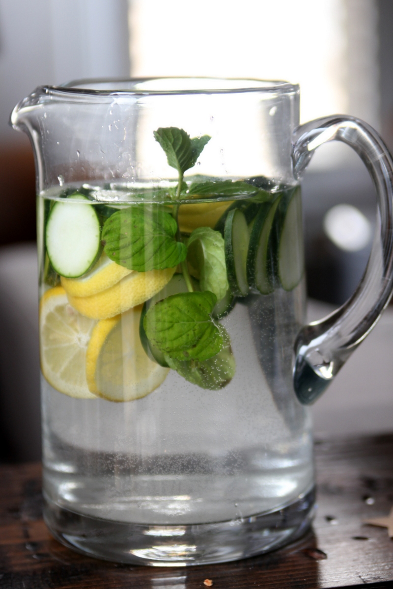 detox water recipes by kojodesigns