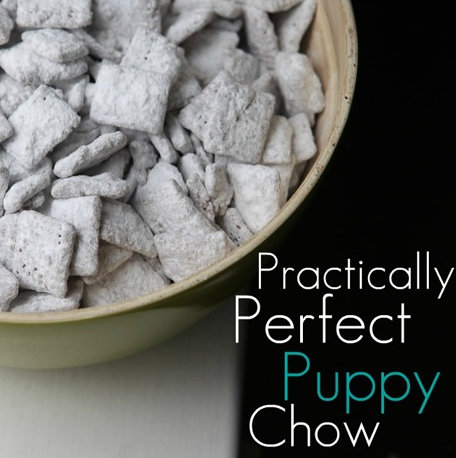 perfect puppy chow recipe