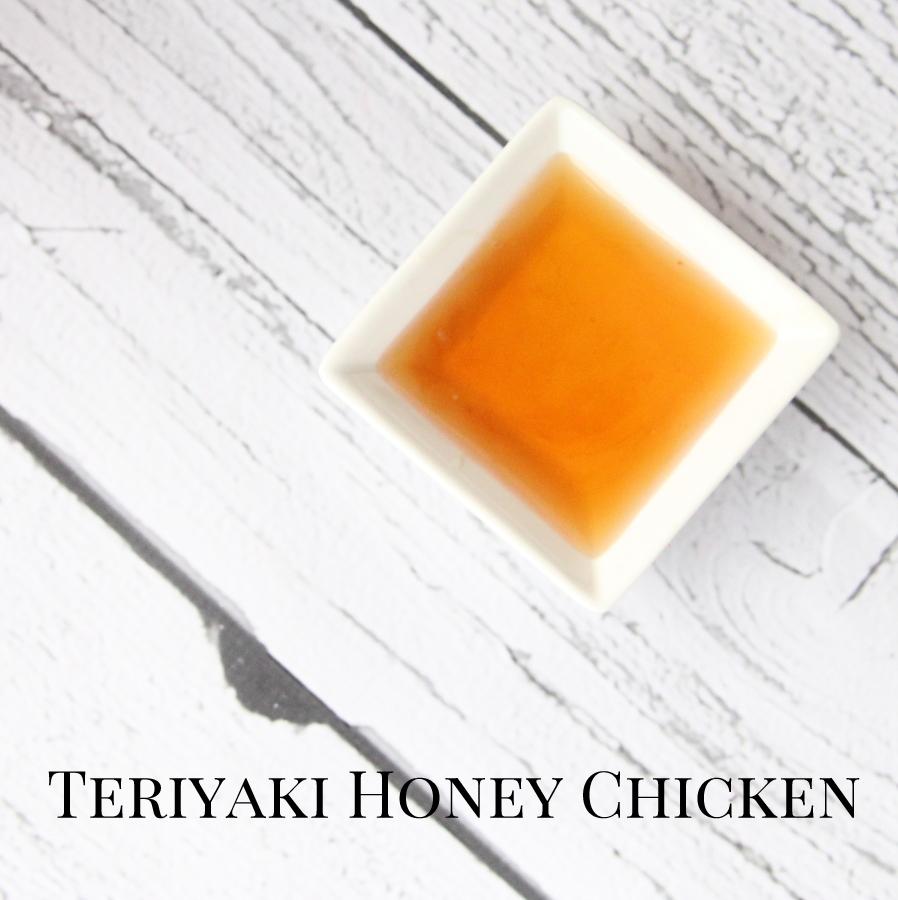 freezer crockpot recipe- teriyaki honey chicken