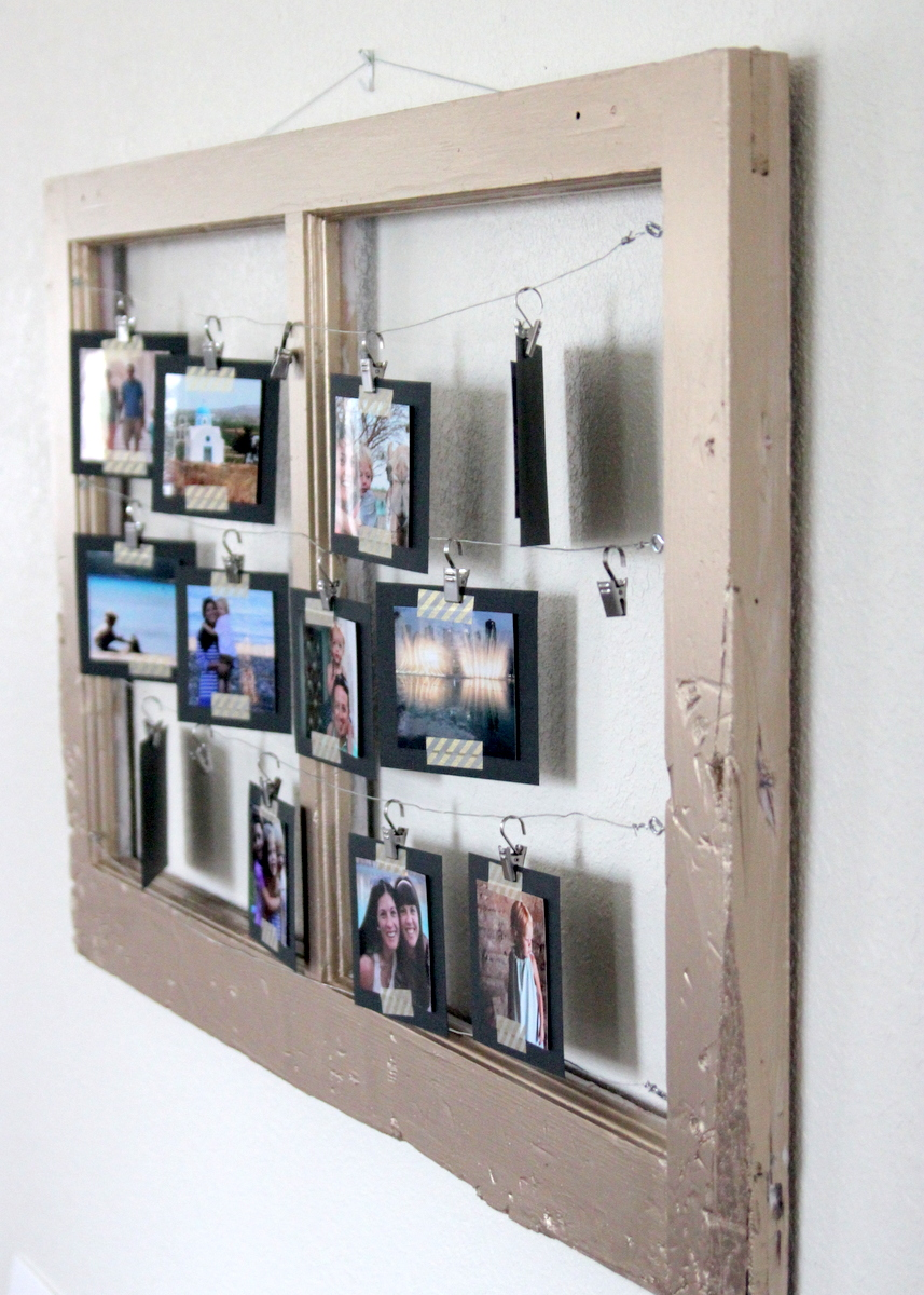 window turned picture frame by kojodesigns
