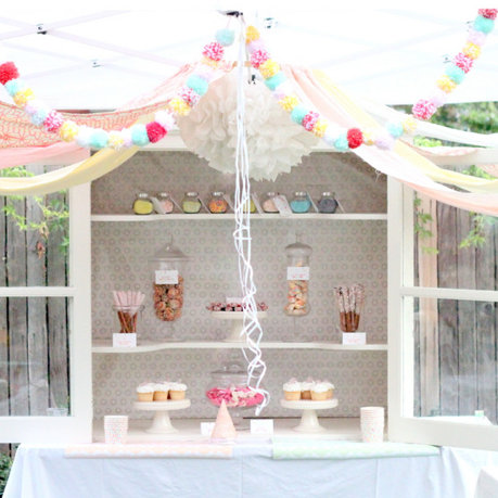boutique sprinkled with love party