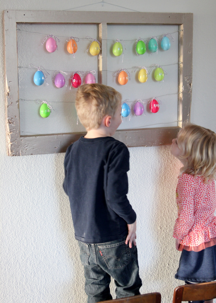 easter kids activities idea