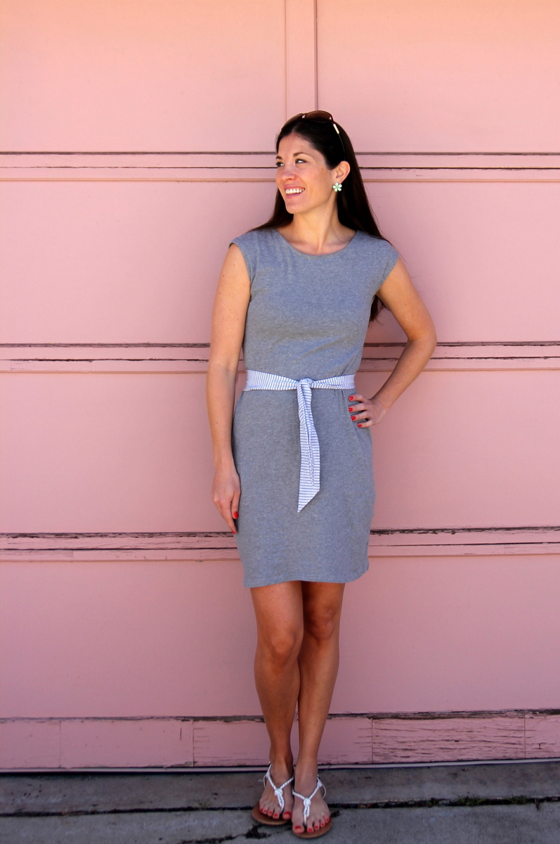the casual lady dress pattern tour