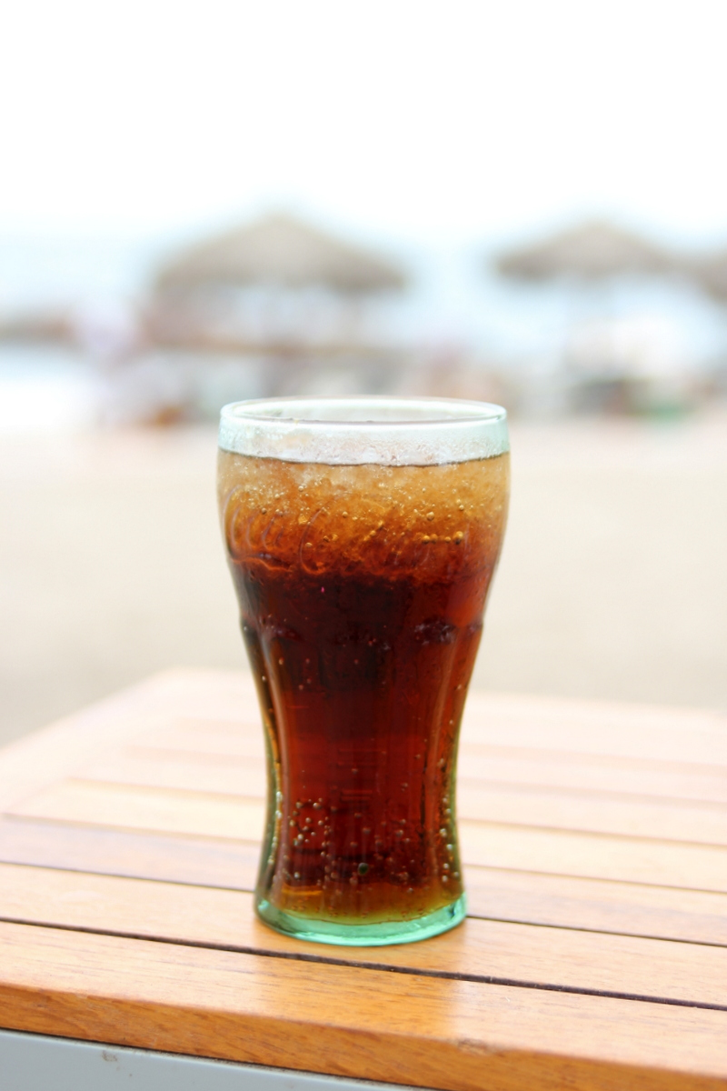 best beach drink