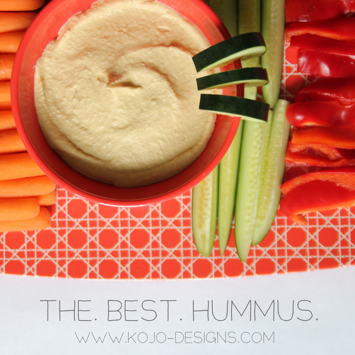 the best hummus recipe- brought straight from her sister's days living in the middleeast