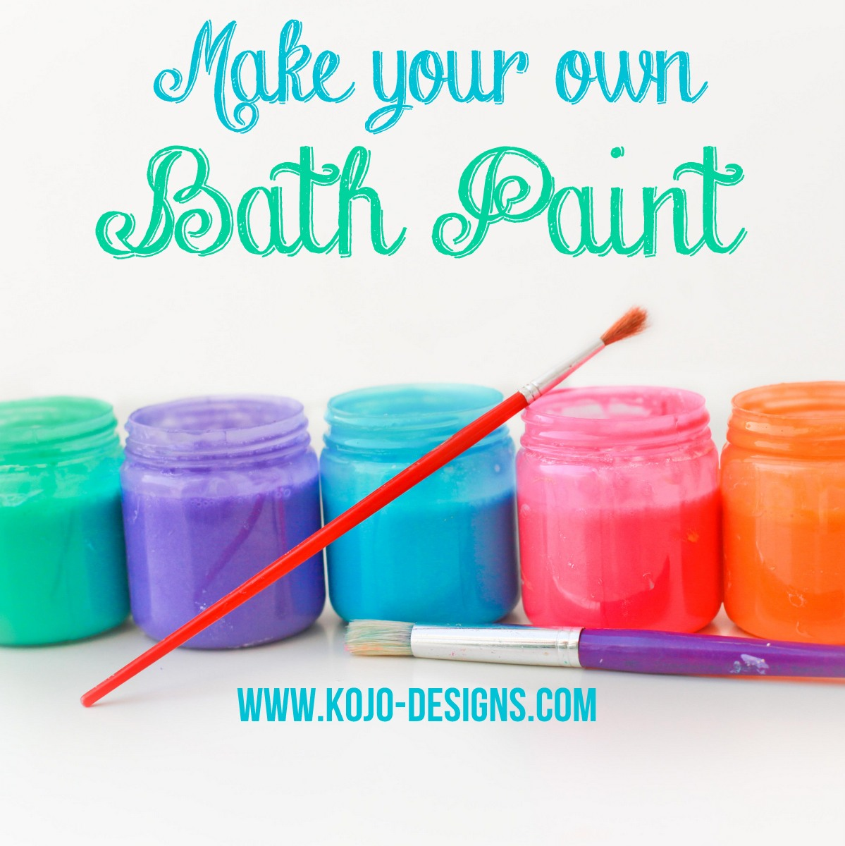 homemade bath paint recipe - Paint Pictures For Kids