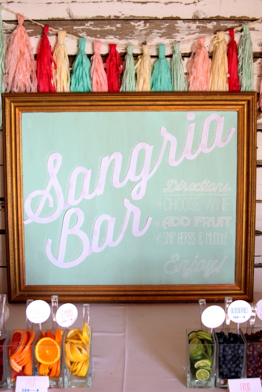 perfect DIY chalkboard lettering