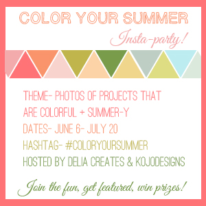 color your summer instagram giveaway