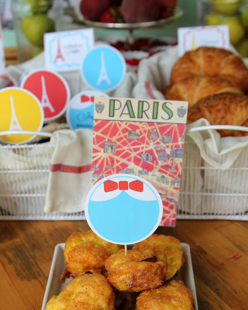 the sweetest parisian Madeline party (with tons of easy DIY party decor ideas!)