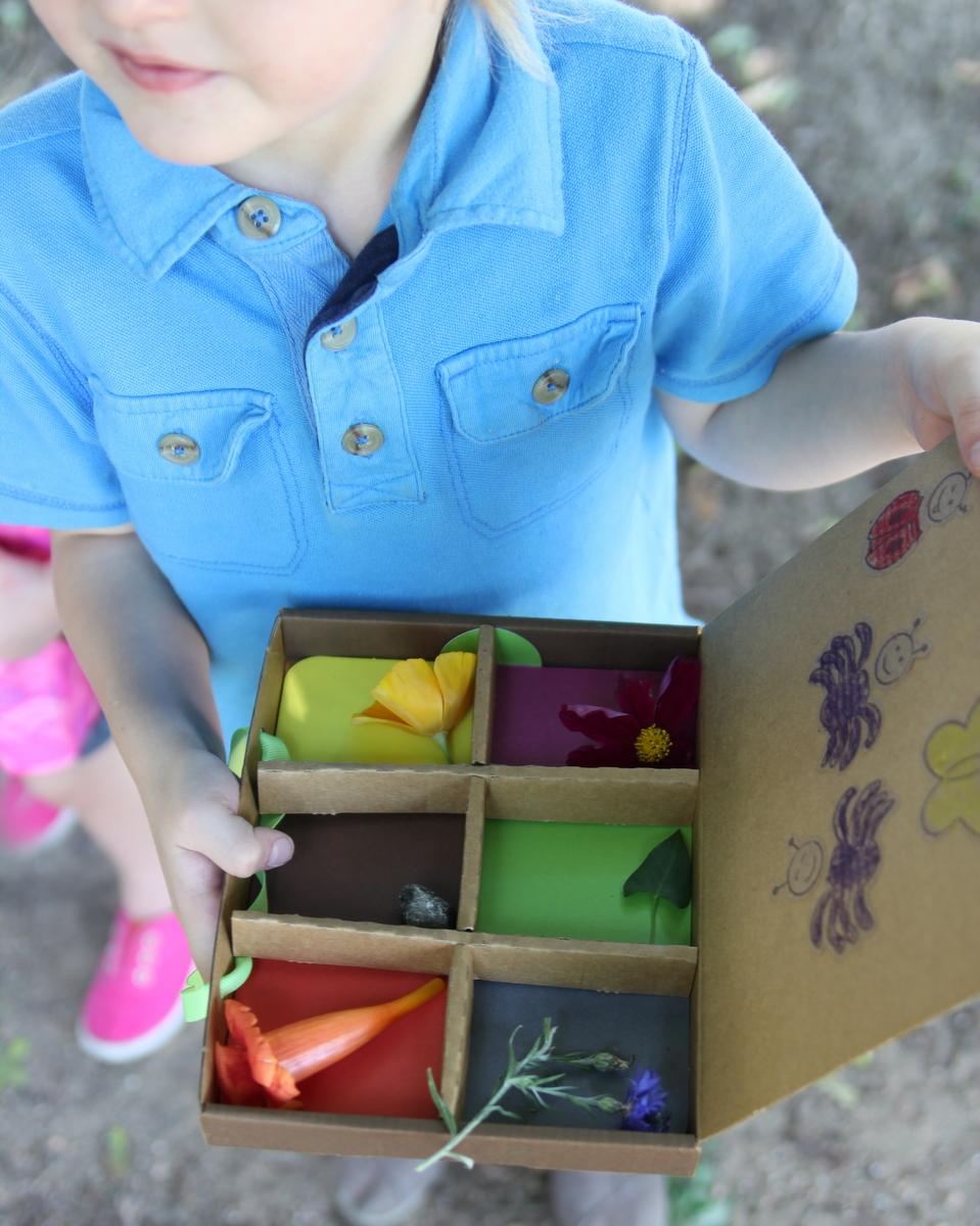 nature kit, kiwi crate