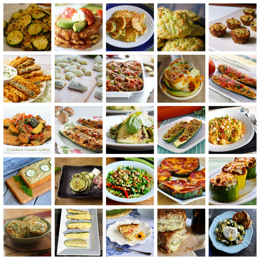 75 must try zucchini recipes
