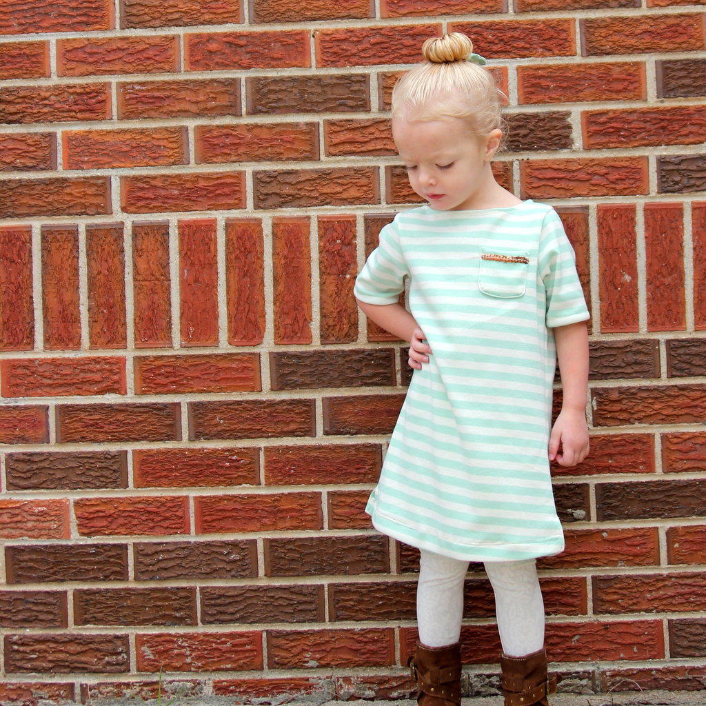 toddler top knot tutorial