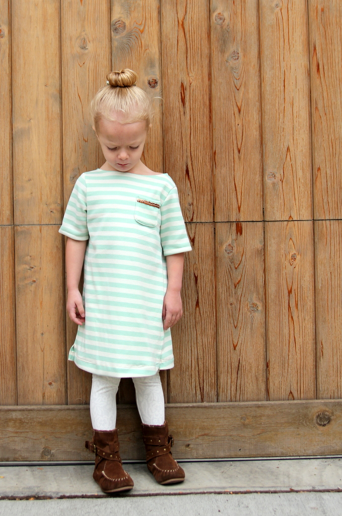 back to school dress sewing