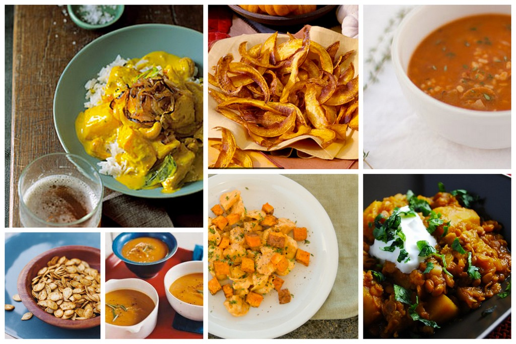 amazing savory pumpkin recipes
