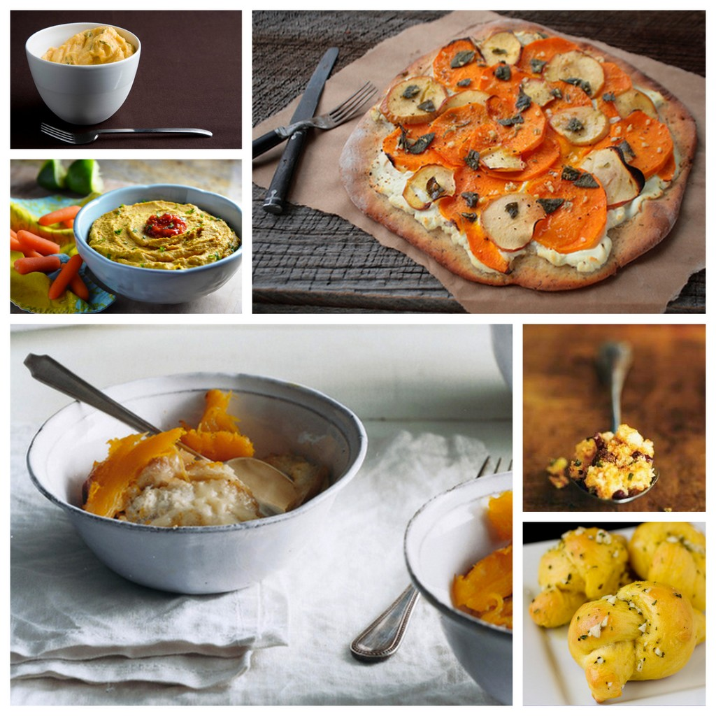 fabulous savory pumpkin recipes