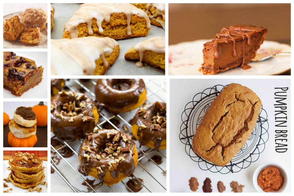 70 delicious sweet pumpkin recipes