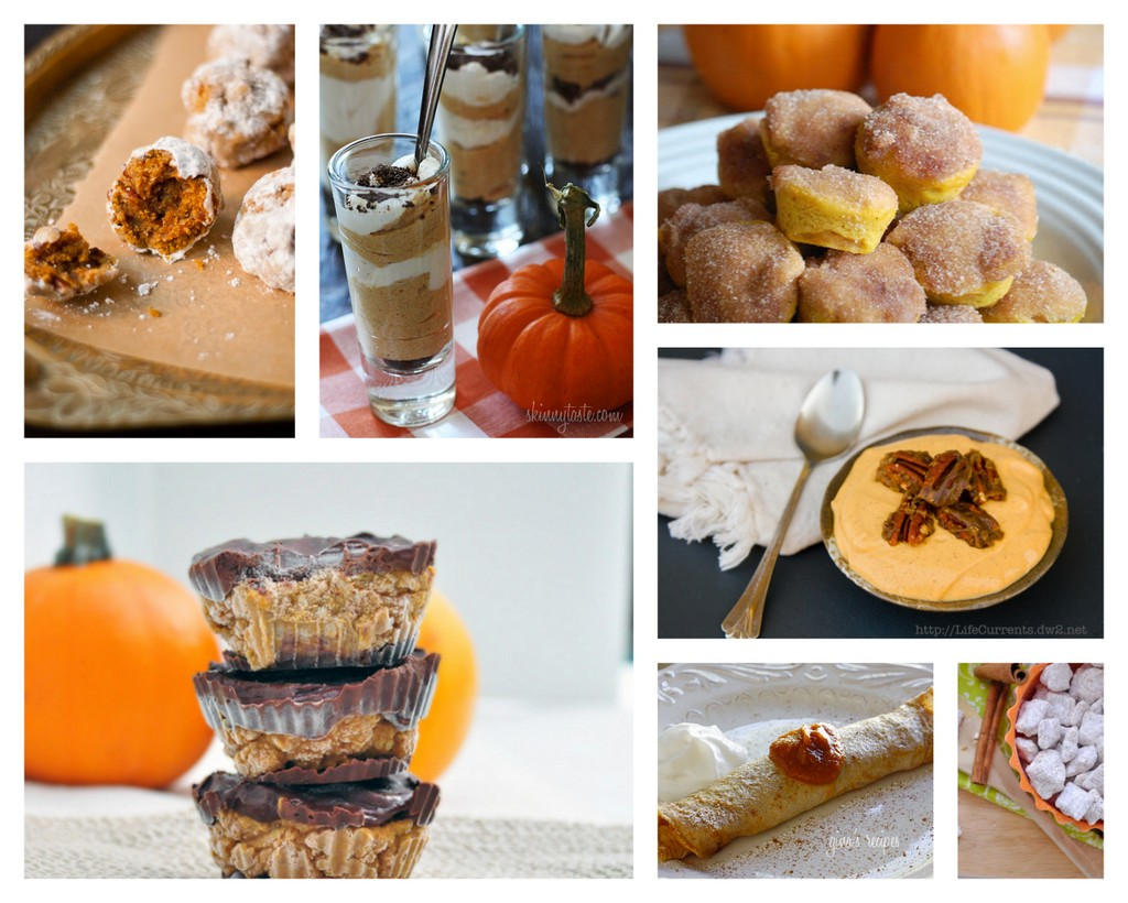 70 yummy sweet pumpkin recipes