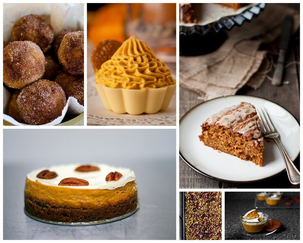 70 pumpkin recipe ideas