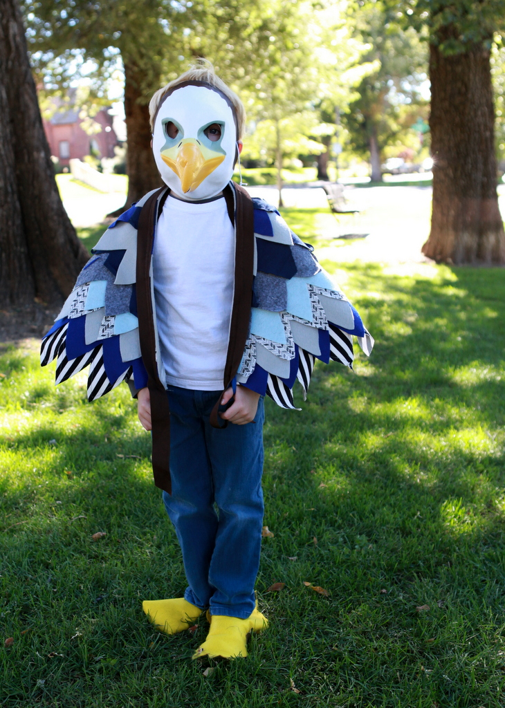harpy eagle halloween costume