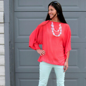 dolman tunic tutorial