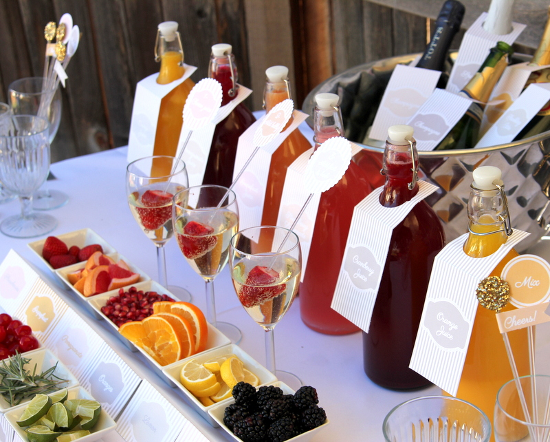 the well equipped mimosa station (must try this!)