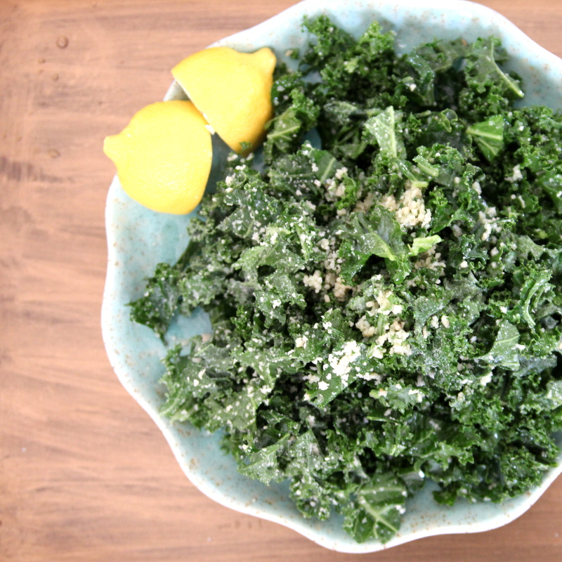 true food tuscan kale salad recipe