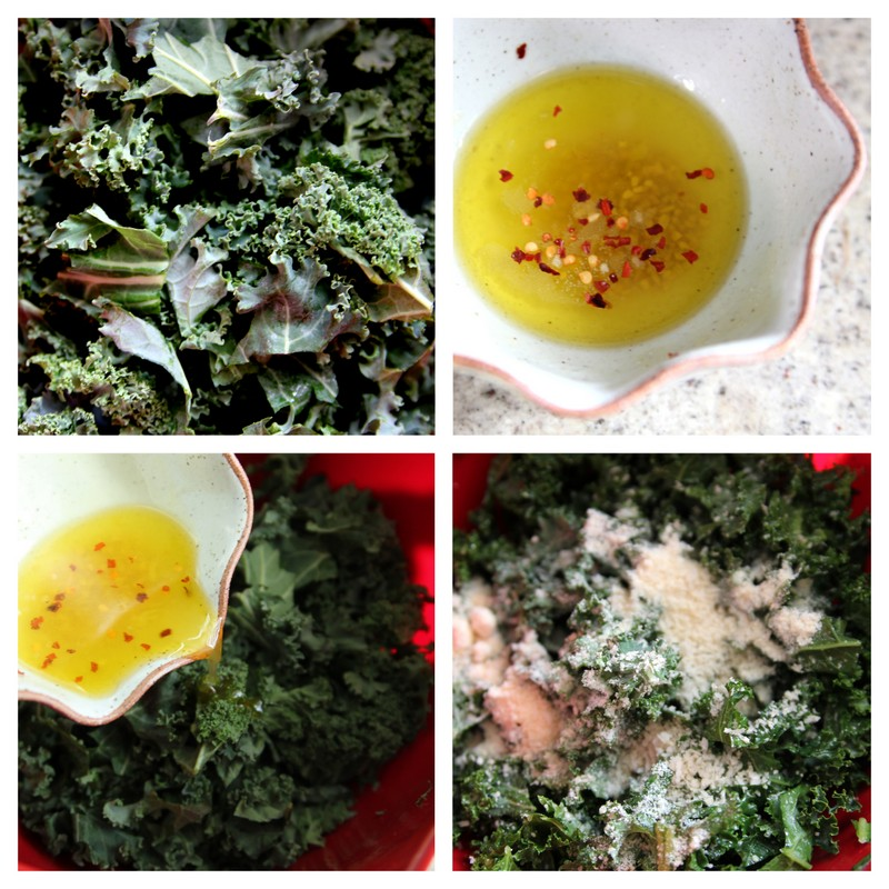 tuscan kale salad recipe
