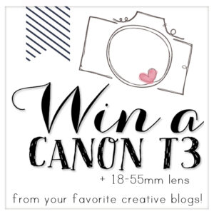 canon camera and lens giveaway